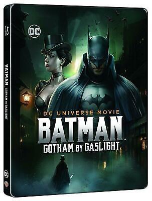 Batman Gotham By Gaslight Target Exclusive Steelbook