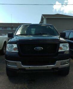2004 FORD F-150 4x4