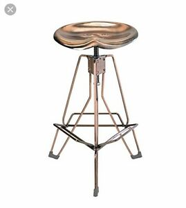 Dulton Clipper Stools in Copper 2 Available