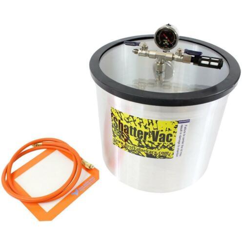 SVac 5 Gallon Vacuum & Degassing Chamber