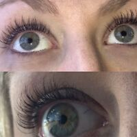 Lashes! New client special ending soon!
