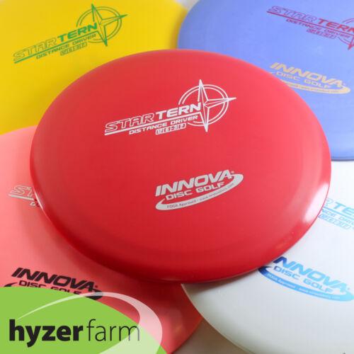 Innova STAR TERN *pick your weight & color* Hyzer Farm disc golf driver