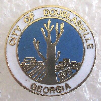 City Of Douglasville (City of Douglasville, Georgia Travel Souvenir Collector)