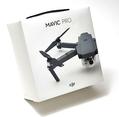 DJI Mavic Pro M1P Drone + GL200A Controller NEW, SEALED Box