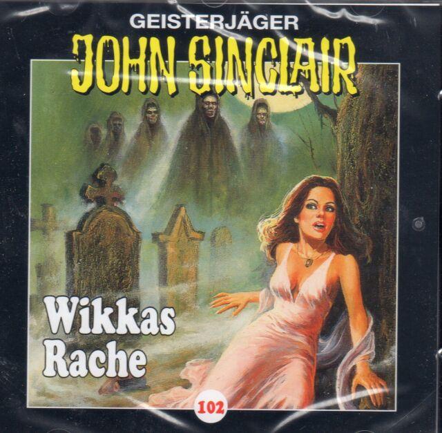 JOHN SINCLAIR - Teil 102 - Wikkas Rache - AUDIO CD - NEU OVP