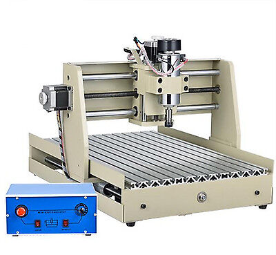 4AXIS CNC Router Graviermaschine Engraver 3040 MACH3 PCB Fräsmaschine USB Port