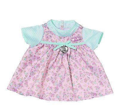 Zapf 794531 Baby Annabell Kleid mit blauen Ärmchen NEUHEIT 2016 OVP -
