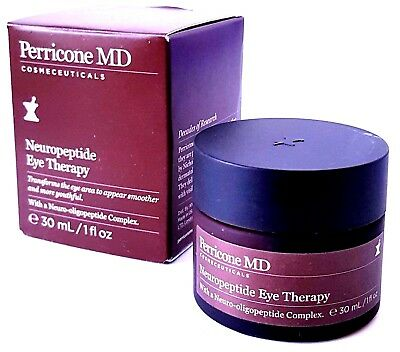 Dr Perricone Neuropeptide Eye Therapy Contour Brand New Luxury 1 Oz Double Size