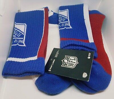 New York Rangers Womens Socks - 2-Pack Men's Or Women's NFL Socks - New York Rangers
