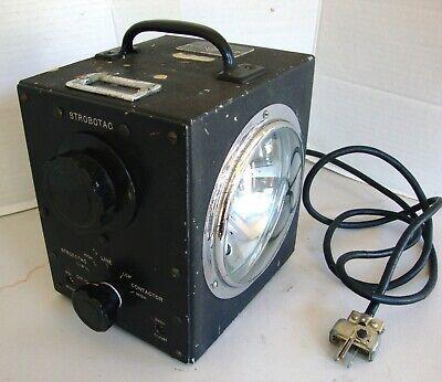 Vintage General Radio Strobotac 631-b Stroboscope