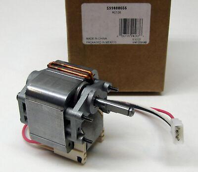 S99080666 Broan Nutone Vent Fan Motor Jesp-61k38 99080666 120 Volts 2 Speed