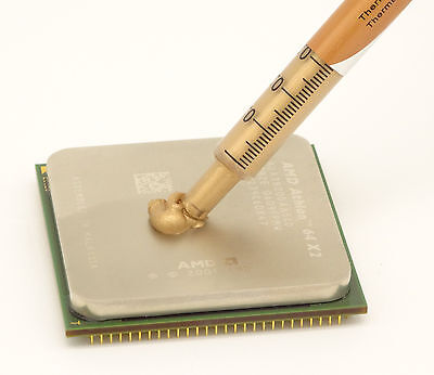 Gold 3.8 W/m-K HY650 Wärmeleitpaste Thermal Grease CPU GPU WLP Kühlpaste