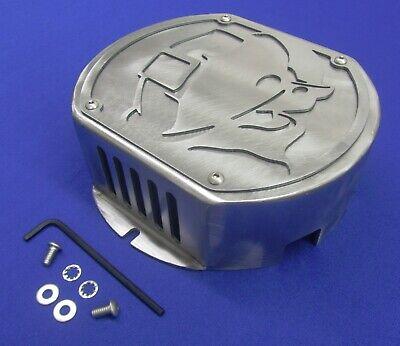 Heavy Duty 12 Ga. Steel Exciter Cover Welder Helmet Fits Lincoln Sa 200 More