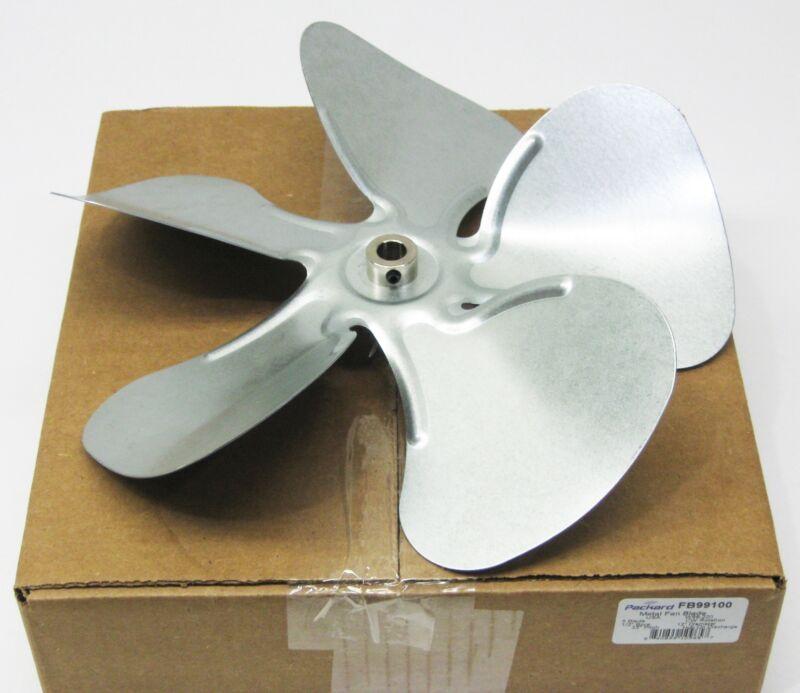 """FB99100 Attic Fan Blade Propeller 12"""" 32 Degree 5 Blade"""