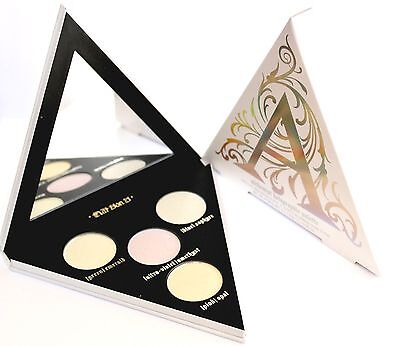 KAT VON D Alchemist Holographic Palette 4 x.05 Oz NEW BOX **FREE SAME DAY SHIP**