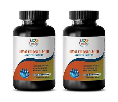 bone health formula - HYALURONIC ACID 100MG - natural wrinkle reducer 2B