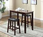 3 Piece Table Sets Dining Furniture Sets