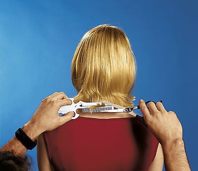 Styling-schere (EasyCut Haarschneide-Hilfe Haarschneider Haarschere Haartrimmer Styling Schere)