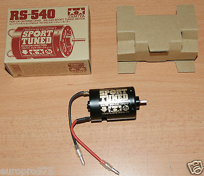 Tamiya 53068 RS-540 Sport Tuned Motor (DT02/DT03/TA02/TT01/TT02/M05/M06/Hornet)