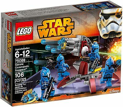 LEGO Star Wars - 75088 Senate Commando Troopers Battlepack - Neu &
