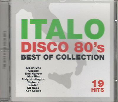 Italo Disco 80's Best Of Collection 19