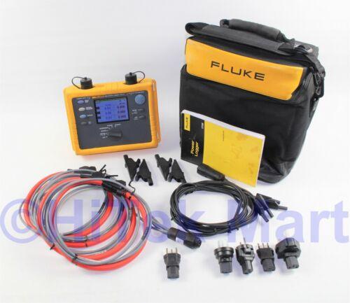 Fluke 1735 Three Phase Power Logger Analyst 10.24 kHz
