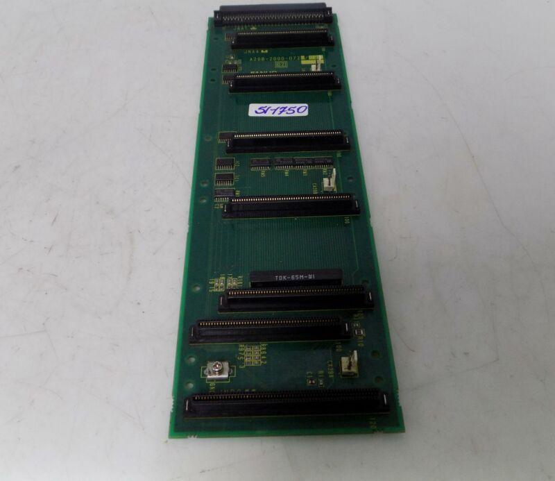 FANUC CIRCUIT BOARD A20B-2000-0720/02A