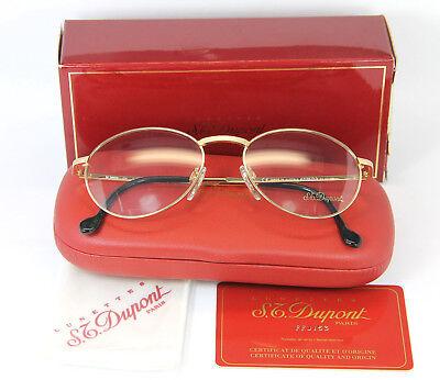 618aab21b346 S.T. Dupont D060 Vintage Brille Eyeglasses Occhiali Lunettes FFJ153 V6050  Pilot