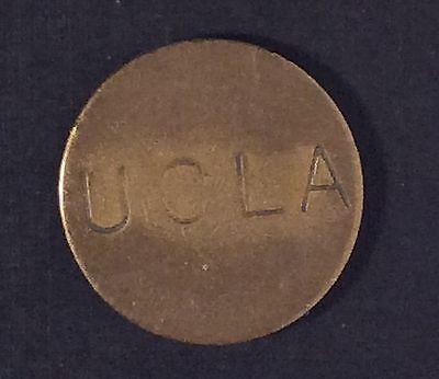 UCLA BRASS PARKING TOKEN