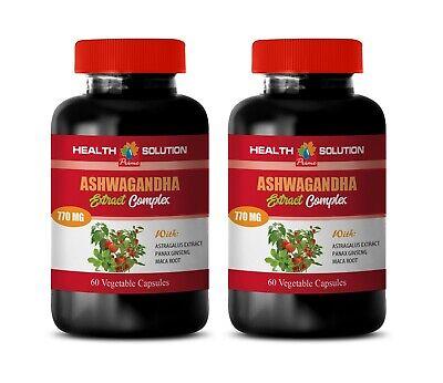 strengthen immune system - ASHWAGANDHA EXTRACT 770MG - immune boosting 2B