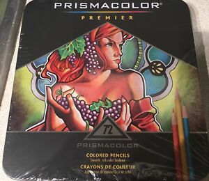 Various brand new art pencils, paints, and markers