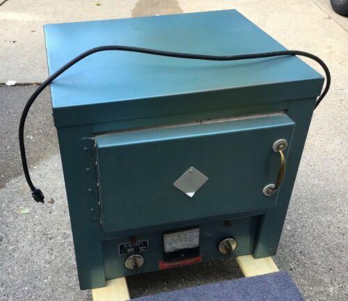 AllCraft Muffle Furnace model# 120E 110V 2500°F max temp