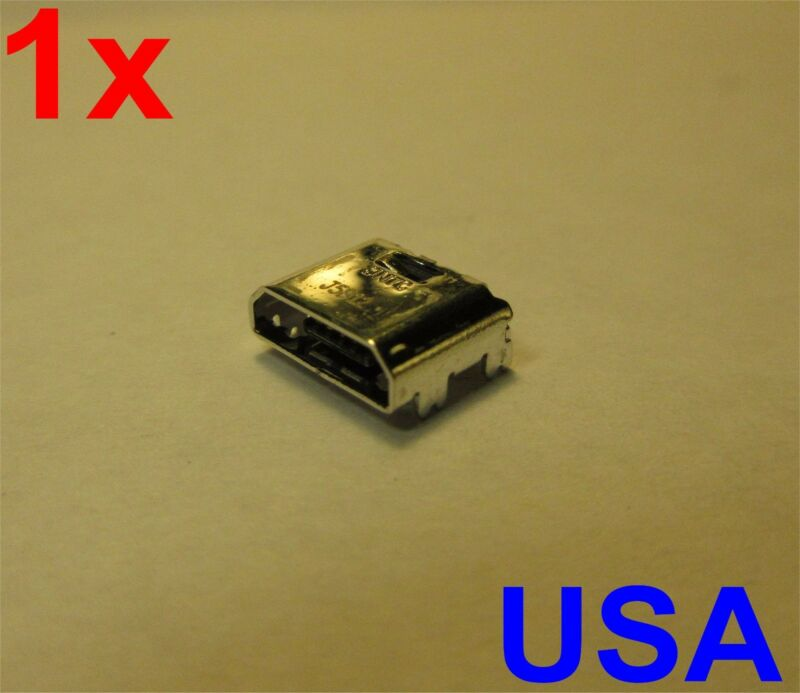 Micro USB Charging Port For Samsung Galaxy Tab E SM-T560 SM-T560NU SM-T561