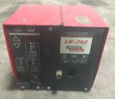 Lincoln Ln-742 Wire Feeder
