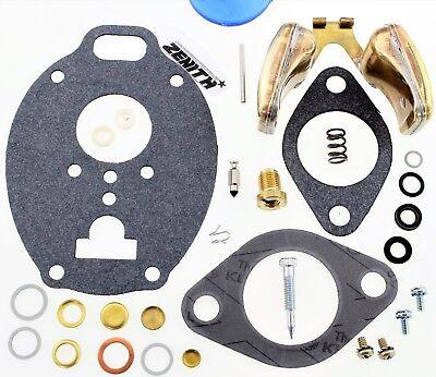 Carburetor Kit Float Fits Allis Chalmers Model D Grader Tsx464 Tsx561 P13
