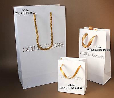 Small custom printed bags 300