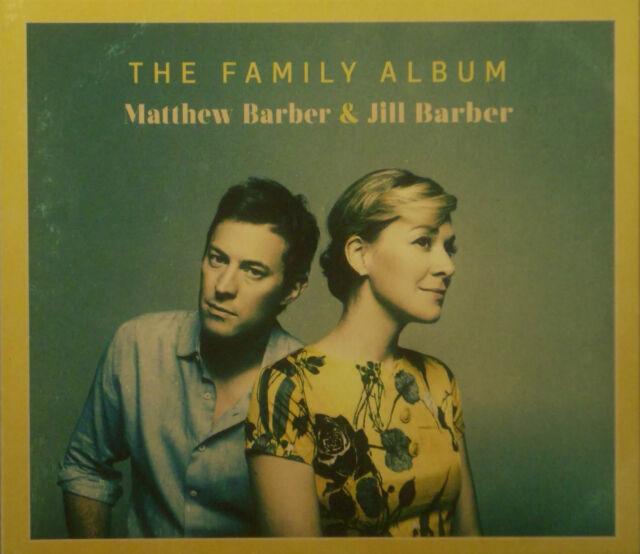 CD MATTHEW BARBER & JILL BARBER - the family album