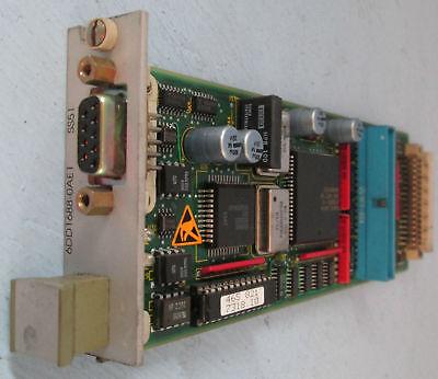 Siemens 6dd1688-0ae1 Ss51 W 7008.03 Chipset Symadyn D Plc Simatic S5 Sinec Oae1