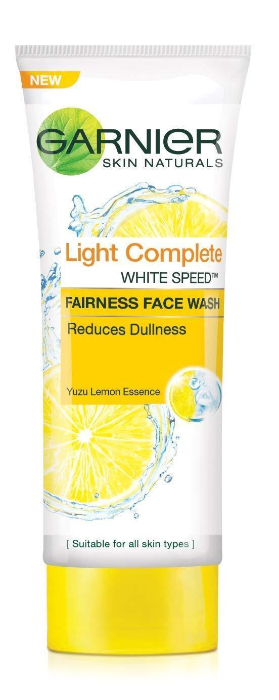 Garnier  Naturals Light Complete Face Wash 50 GM