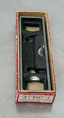 Starrett 132-6 Precision Bench Level 132 6