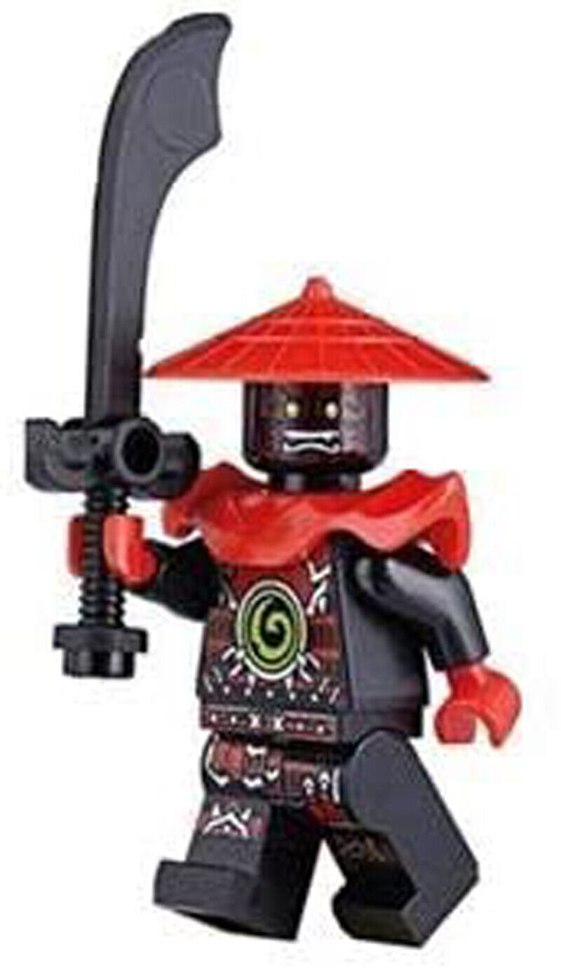 LEGO Ninjago Daddy No Legs Hunted Minifigure Foil Pack From Set 891950