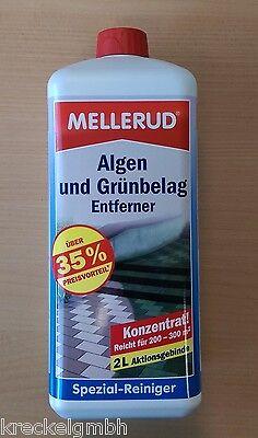 Mellerud Algen und Grünbelag Entferner 2 Liter
