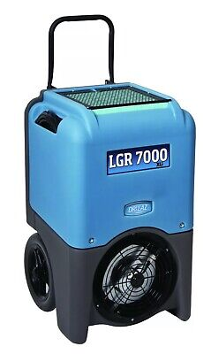 Dri-eaz 7000xli Lgr Dehumidifier New Open Box