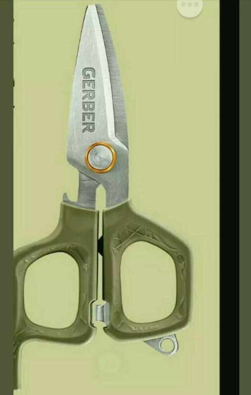 GERBER Neat Freak cutters . Scissors/ braided line cutters.AUTHENTIC
