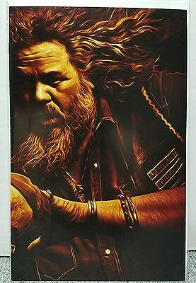 Sons Of Anarchy  6 Varient Comic Cover B 2013 Boom  Studios Connecting Cover