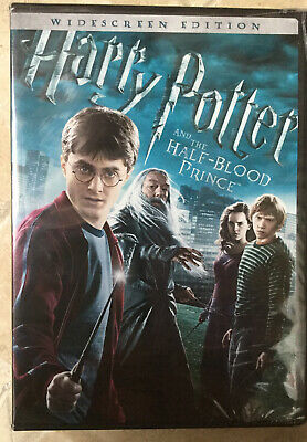 Harry Potter and the Half-Blood Prince - DVD - Widescreen Edition NEW - Sealed