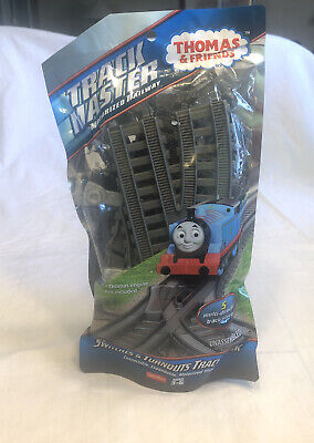 NEW Thomas Friends Switches & Turnout Track Pack Fisher Price TrackMaster DFM58