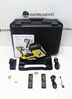 Olympus Innov-x Delta Premium Dp-4000 Xrf Alloy Analyzer Ndt Soil Analysis