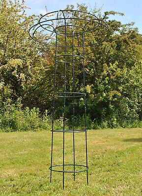 Metal Tuteur Garden Plant Support Large (160cm) for Climbing Plants