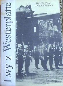 LWY Z WESTERPLATTE/STANISŁAW GÓRNIKIEWICZ - <span itemprop=availableAtOrFrom>Gdynia, Polska</span> - LWY Z WESTERPLATTE/STANISŁAW GÓRNIKIEWICZ - Gdynia, Polska